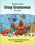 Crazy Crustaceans Color and Learn